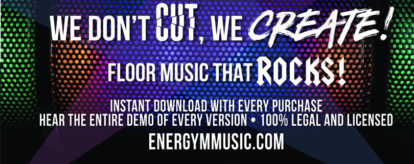 Gymnastics Floor Music Instant Download